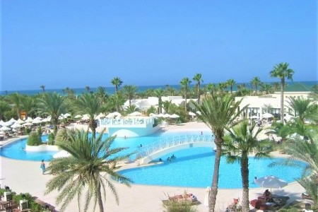 Yadis Djerba Golf Thalasso & Spa - Tunisko - zájezdy