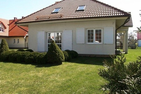 Rekreační Dům Mały Dworek - Polsko v červnu - levně