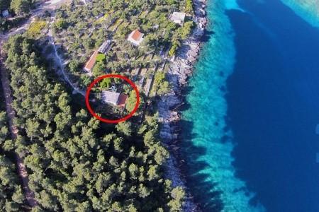 Ubytování Črnja Luka (Korčula) - 15978 - v červnu