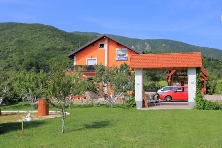 Ubytování Vranovača (Plitvice) - 17428 - Plitvická jezera v létě - Chorvatsko