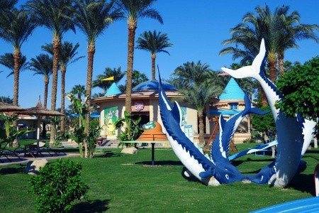 Egypt Hurghada Beach Albatros Resort 8 dňový pobyt All Inclusive Letecky Letisko: Viedeň august 2021 (15/08/21-22/08/21)