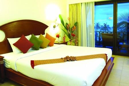 Lanta Casuarina Beach Resort - Thajsko v srpnu - dovolená - levně