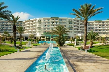 Iberostar Royal El Mansour & Thalasso - Tunisko - First Minute - luxusní dovolená
