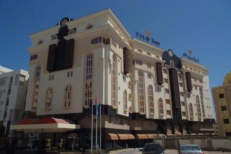 Tulip Inn Muscat - Omán v červenci - levně