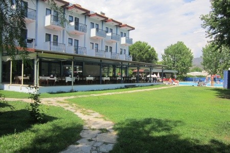 Aymes - Turecko - dovolená