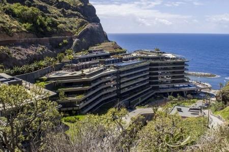 Saccharum Resort & Spa - Madeira se snídaní v srpnu