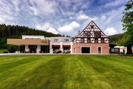 Wellness Hotel & Golf Resort Cihelny - Ubytování Západní Čechy 2021/2022
