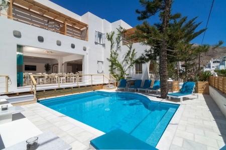 Santorini - Řecko - nejlepší recenze