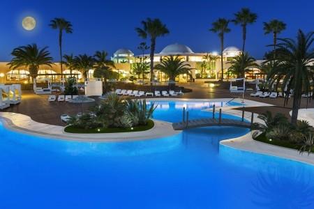 Elba Lanzarote Royal Village Resort - v prosinci