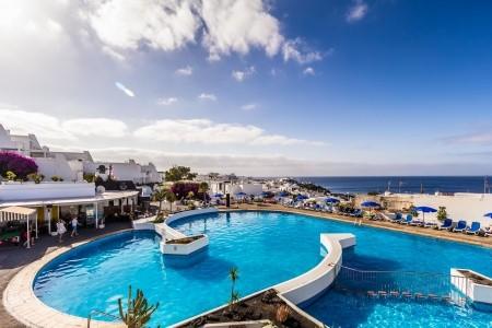 Bellevue Aquarius - Lanzarote se snídaní na jaře