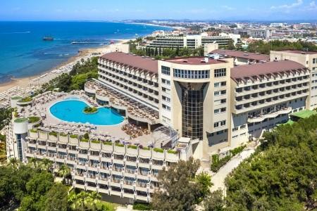 Melas Resort - Turecko na jaře