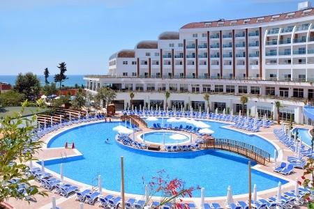 Side Prenses Hotel - Turecko v lednu