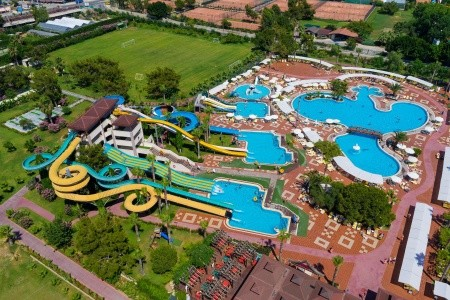 Hotel Club Turan Prince World