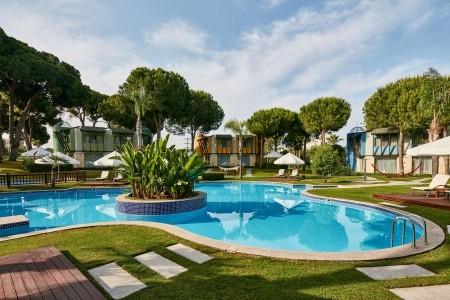 Gloria Verde Resort - Turecko v březnu