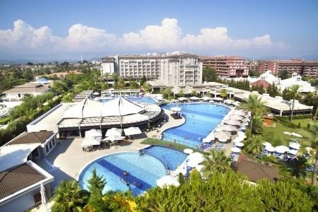 Sunis Elita Beach Resort - Turecká Riviéra - recenze - Turecko