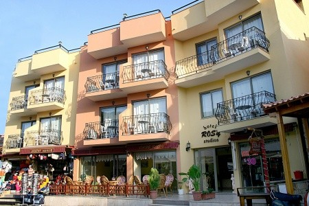 Rosy Suites - Turecko v říjnu