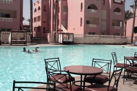 Egypt Hurghada Albatros Aqua Blu Resort Hurghada (Ex Sea World) 8 dňový pobyt All Inclusive Letecky Letisko: Bratislava august 2021 ( 6/08/21-13/08/21)