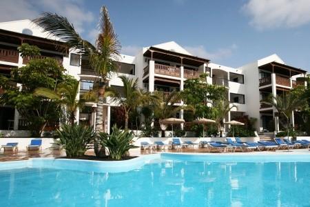 Mansion Nazaret - Lanzarote se snídaní v září - recenze