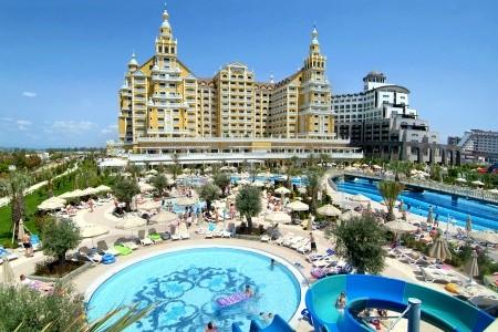 Royal Holiday Palace - Antalya na podzim - Turecko