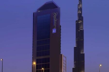 Spojené arabské emiráty Dubaj M Downtown By Millennium 8 dňový pobyt Raňajky Letecky Letisko: Viedeň august 2021 (13/08/21-20/08/21)