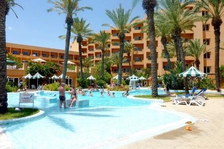 Tunisko Sousse El Ksar Resort & Thalasso 13 dňový pobyt All Inclusive Letecky Letisko: Praha august 2021 (10/08/21-22/08/21)
