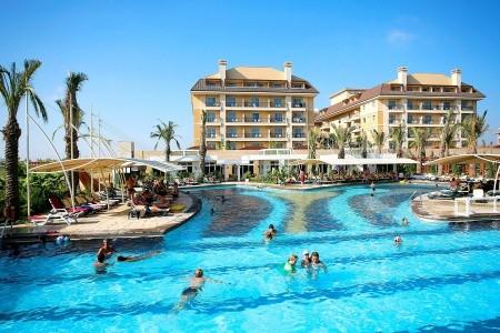 Crystal Family Resort & Spa - Turecko v červnu