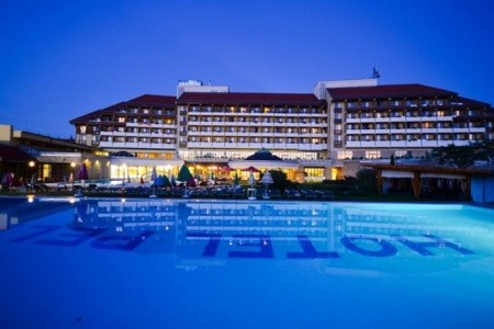 Hunguest Hotel Pelion - Maďarsko v říjnu - od Invia