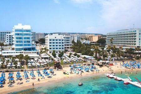 Cyprus Protaras Iliada Beach 8 dňový pobyt All Inclusive Letecky Letisko: Bratislava august 2021 (26/08/21- 2/09/21)