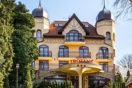 Trofana Wellness & Spa, Polsko, Baltské moře