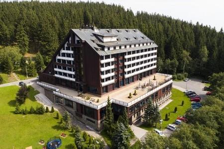 Orea Wellness Hotel Horizont - v srpnu
