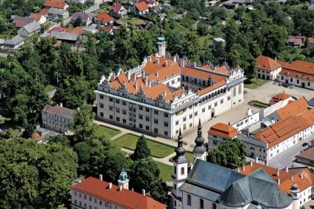 Zámek Litomyšl a mystický hrad Svojanov - Zájezdy