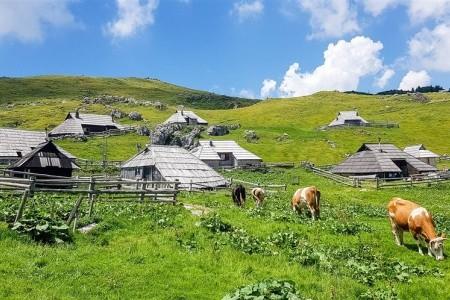 Přírodní skvosty Slovinska - Zájezdy