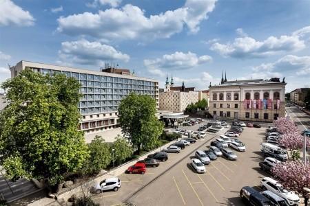 Best Western Premier Hotel International - Ubytování Jižní Morava 2021/2022