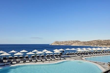 Myconian Imperial Resort - Řecko v září