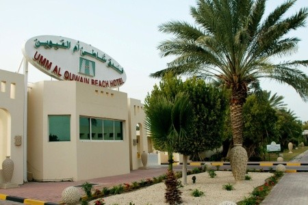 Spojené arabské emiráty Umm Al Quwain Umm Al Quwain Beach Hotel 5 dňový pobyt Raňajky Letecky Letisko: Praha august 2021 (25/08/21-29/08/21)