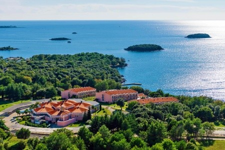 Funtana, Chorvatsko, Istrie