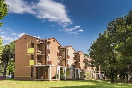 Sol Stella Apartments, Chorvatsko, Istrie