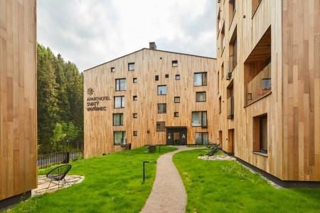 Aparthotel Svatý Vavřinec - v srpnu