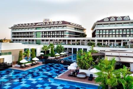 Sherwood Blue Resort & Spa (Ex. Sensimar Belek) - Turecko v červnu
