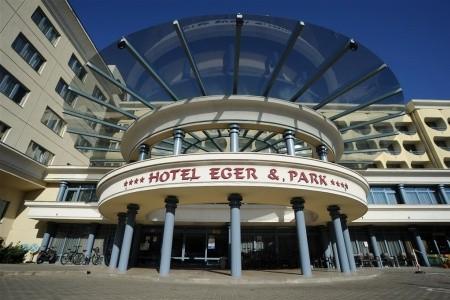 Eger Park - v srpnu