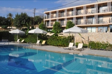 Apollon Hotel - Peloponés - Řecko