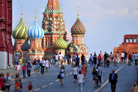 Dovolená Rusko 2022 - Ubytování od 18.5.2022 do 25.5.2022