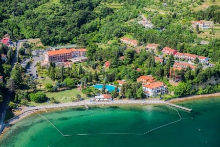 Nejlevnější Portorož v zimě - luxusní dovolená