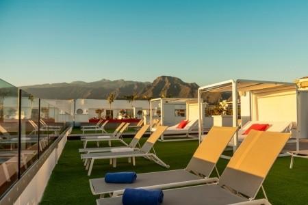 Kanárske ostrovy Tenerife La Siesta 8 dňový pobyt Raňajky Letecky Letisko: Viedeň september 2021 (30/09/21- 7/10/21)