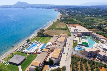 Kiani Beach Resort, Řecko, Kréta