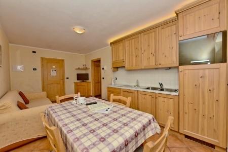 Apt. Dům Casa Federica (San Nicoló Valfurva) - Alta Valtellina 2021   Dovolená Alta Valtellina 2021