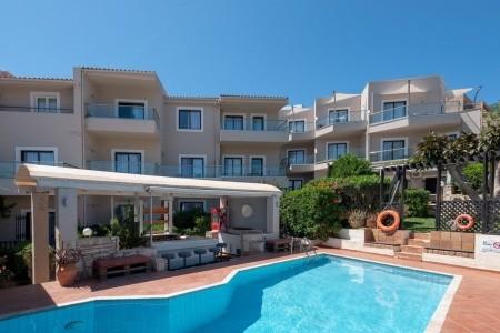 Nejlevnější Řecko - hotely