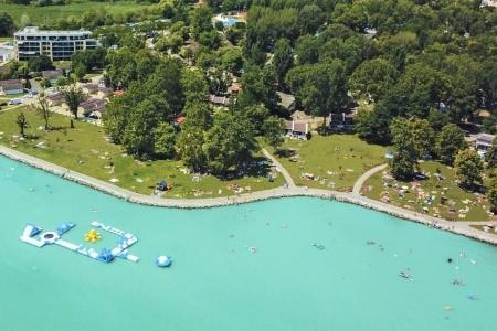 Balatontourist Füred Camping & Bungalows - Maďarsko autem bez stravy