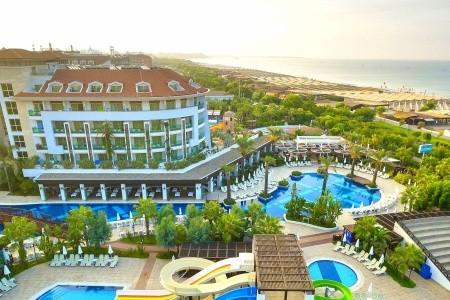 Sunis Evren Beach Resort Hotel & Spa - Lázně