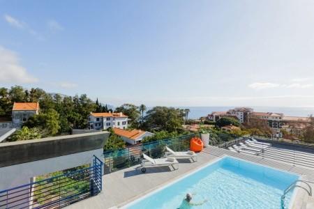Terrace Mar, Madeira, Funchal